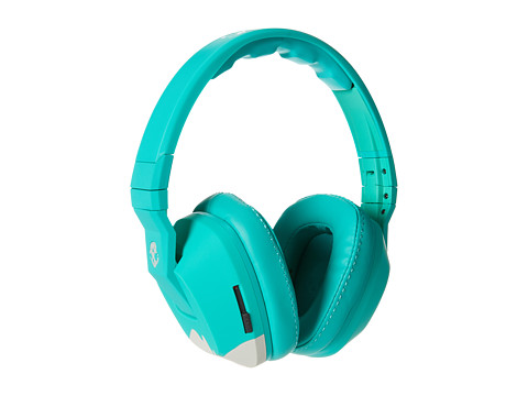 Skullcandy - Crusher (Bunny Teal/Light Gray) Headphones