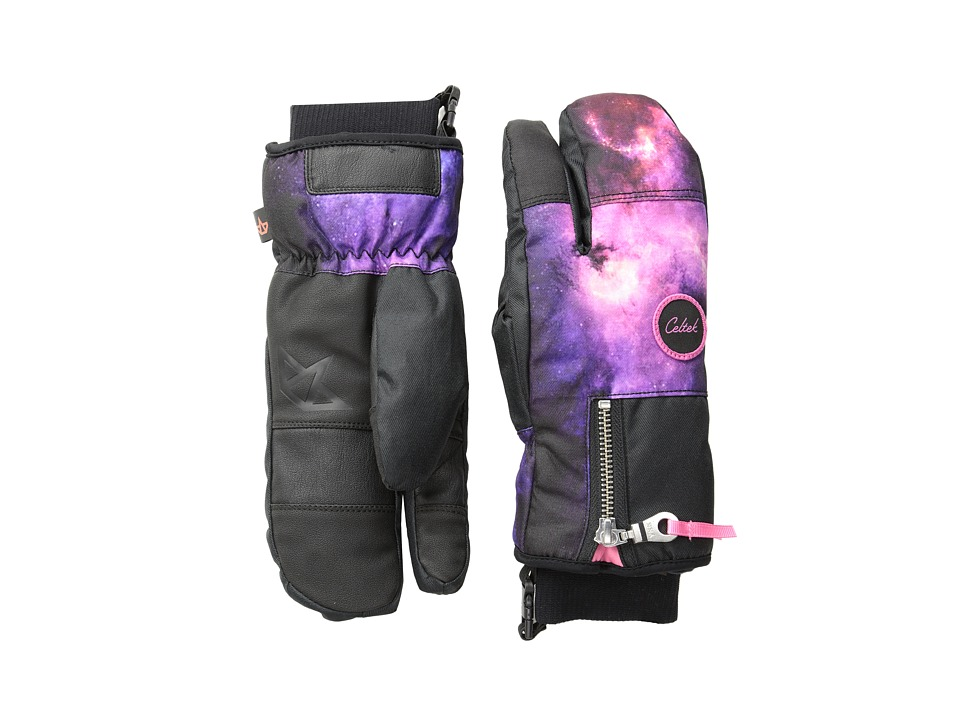 Celtek - Hello Operator Gloves (Galaxy) Snowboard Gloves
