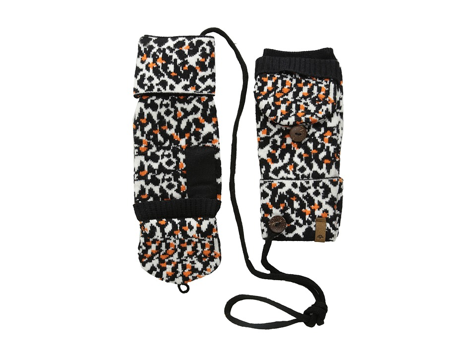 Celtek - Spirt Fingers Gloves (Leopard) Snowboard Gloves