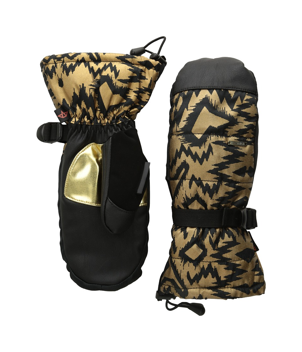 Celtek - Vera Gloves (Gold Rush) Snowboard Gloves