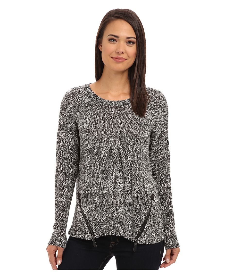 kensie - Mixed Tape Yarn Sweater (String Combo) Women's Sweater