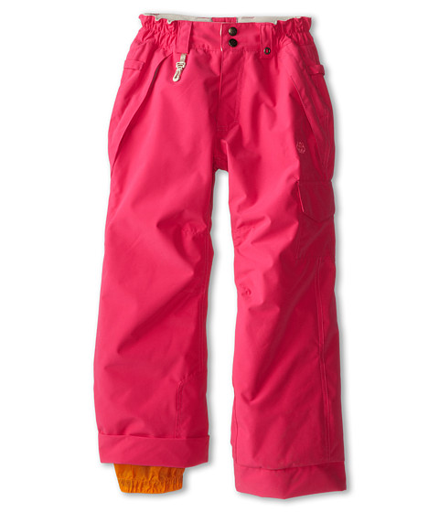 686 Kids - Authentic Misty Insulated Pant (Little Kids/Big Kids) (Raspberry) Girl