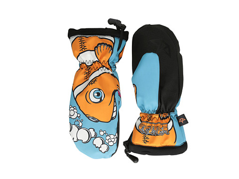 Celtek - Bitten by A Lil Mitten (Clown Fish) Snowboard Gloves