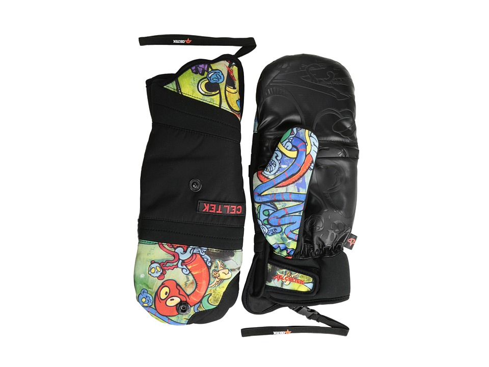 Celtek - Chroma Gloves (Stoney Grove) Snowboard Gloves