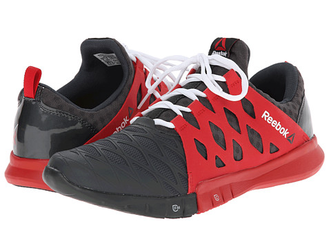 Reebok - ZRX TR (Gravel/Excellent Red/White) Men