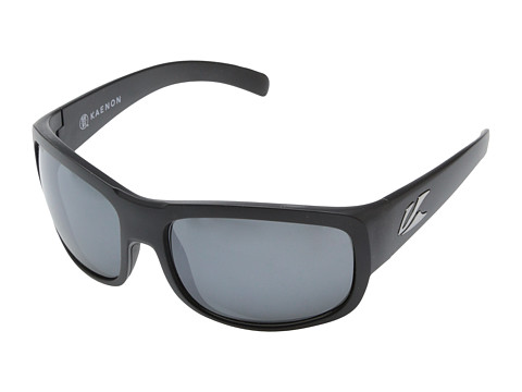 Kaenon - Ozlo (Matte Black/Grey Mirrored G12M) Sport Sunglasses