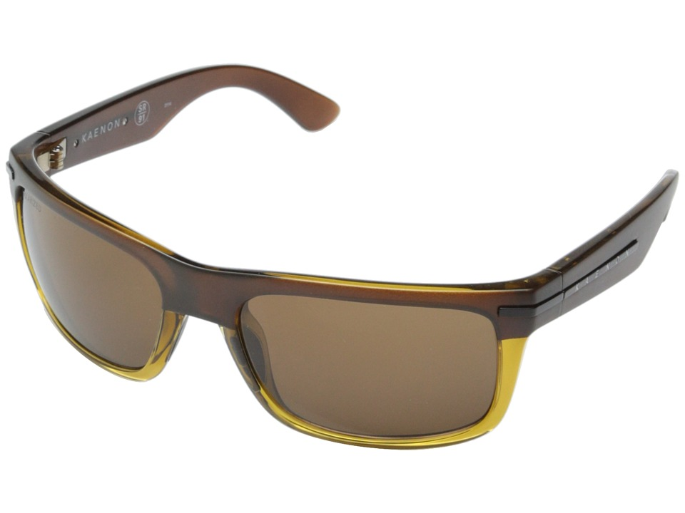 Kaenon - Burnet (Whiskey) Sport Sunglasses