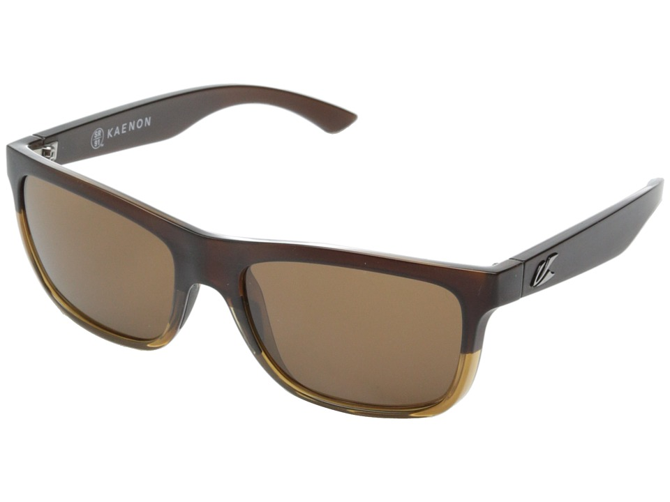 Kaenon - Clarke (Whiskey) Sport Sunglasses