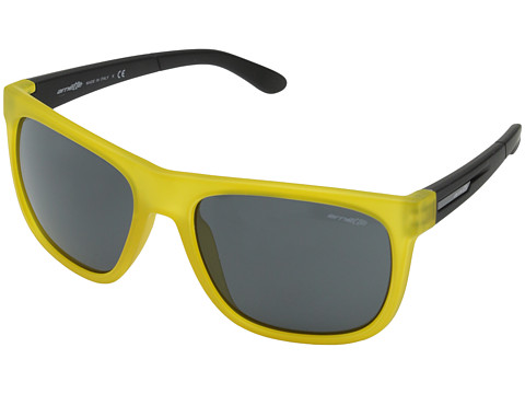 Arnette - Fire Drill (Lemon/Grey) Sport Sunglasses