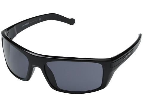 Arnette - Conjure (Gloss Black/Grey) Sport Sunglasses