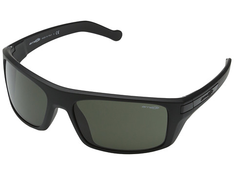 Arnette - Conjure (Fuzzy Black/Grey Green) Sport Sunglasses