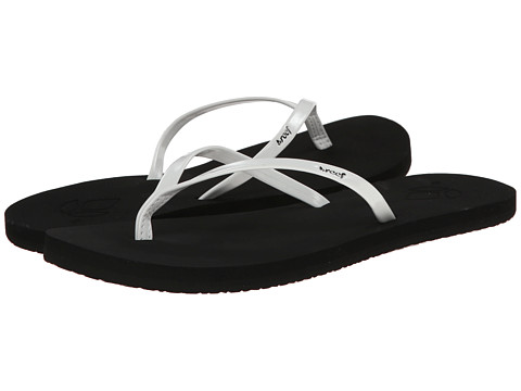 Reef - Bliss (White) Women's Sandals