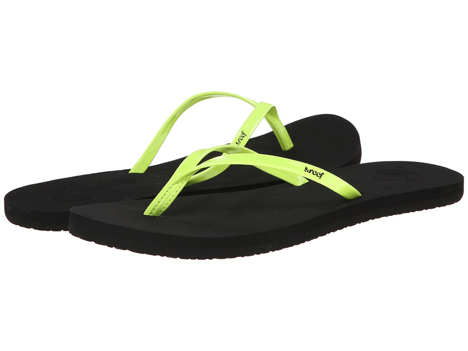 Reef - Bliss (Neon Yellow) Women