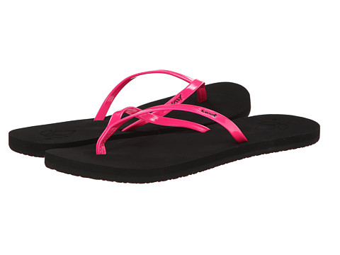 Reef - Bliss (Neon Pink) Women's Sandals