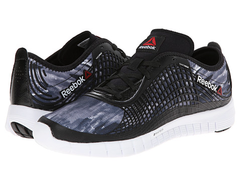Reebok - Z Goddess Glitch (Glitch/Black/White/Black) Women