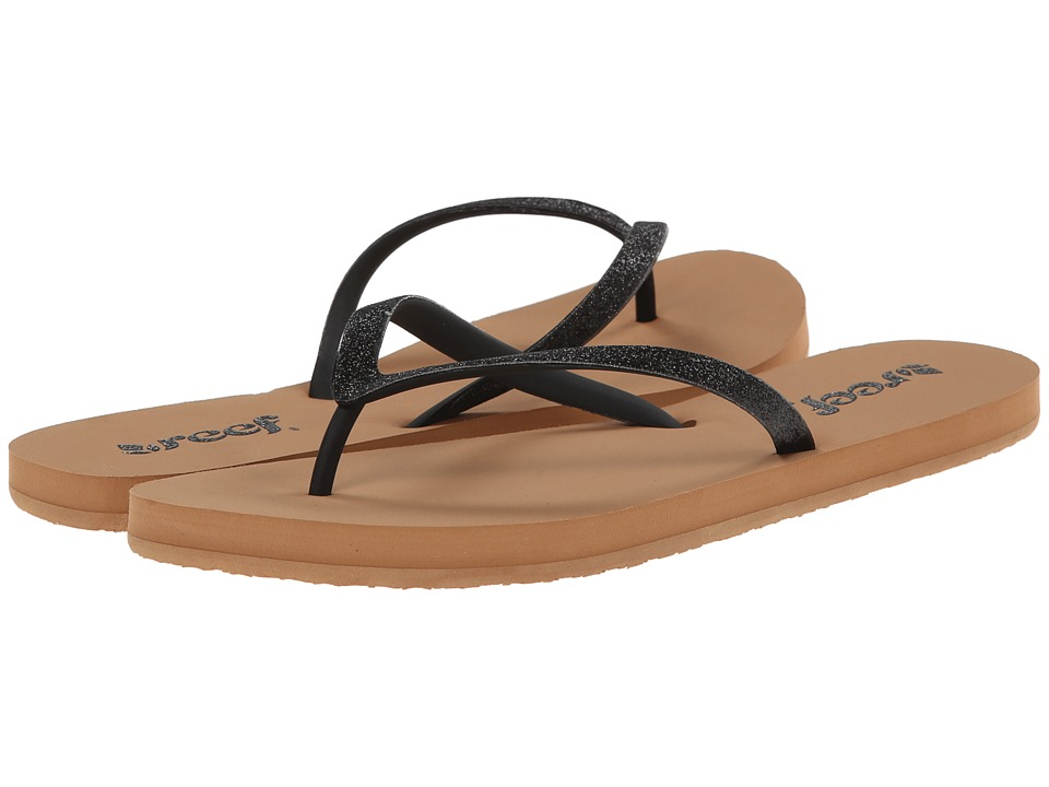 Reef - Stargazer (Black/Tobacco) Women's Sandals