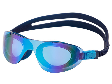 TYR - Swim Shades Mirrored (Blue) Water Goggles