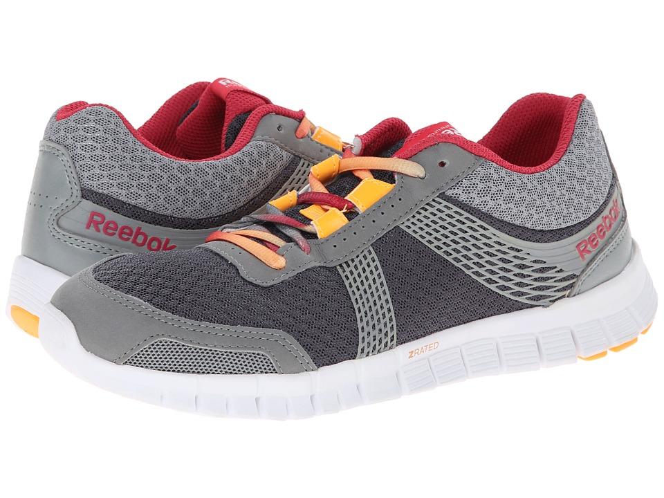 Reebok - Z Fury Tempo (Soft Black/Flat Grey/Magenta Pop/Solar Gold/White) Women's Shoes
