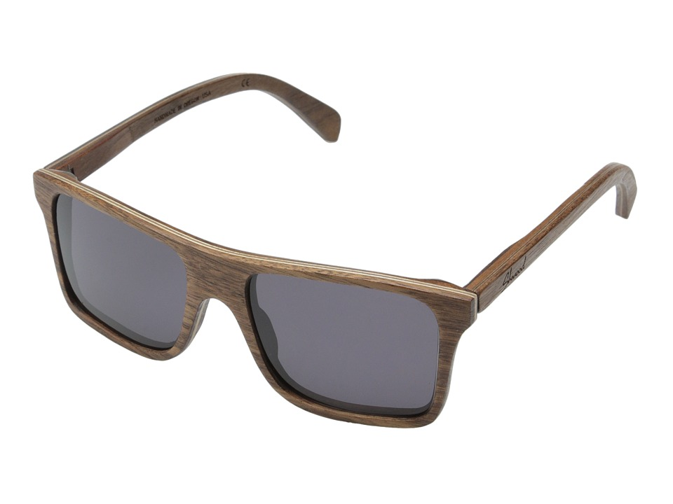 Shwood - Govy (Walnut - Grey) Sport Sunglasses