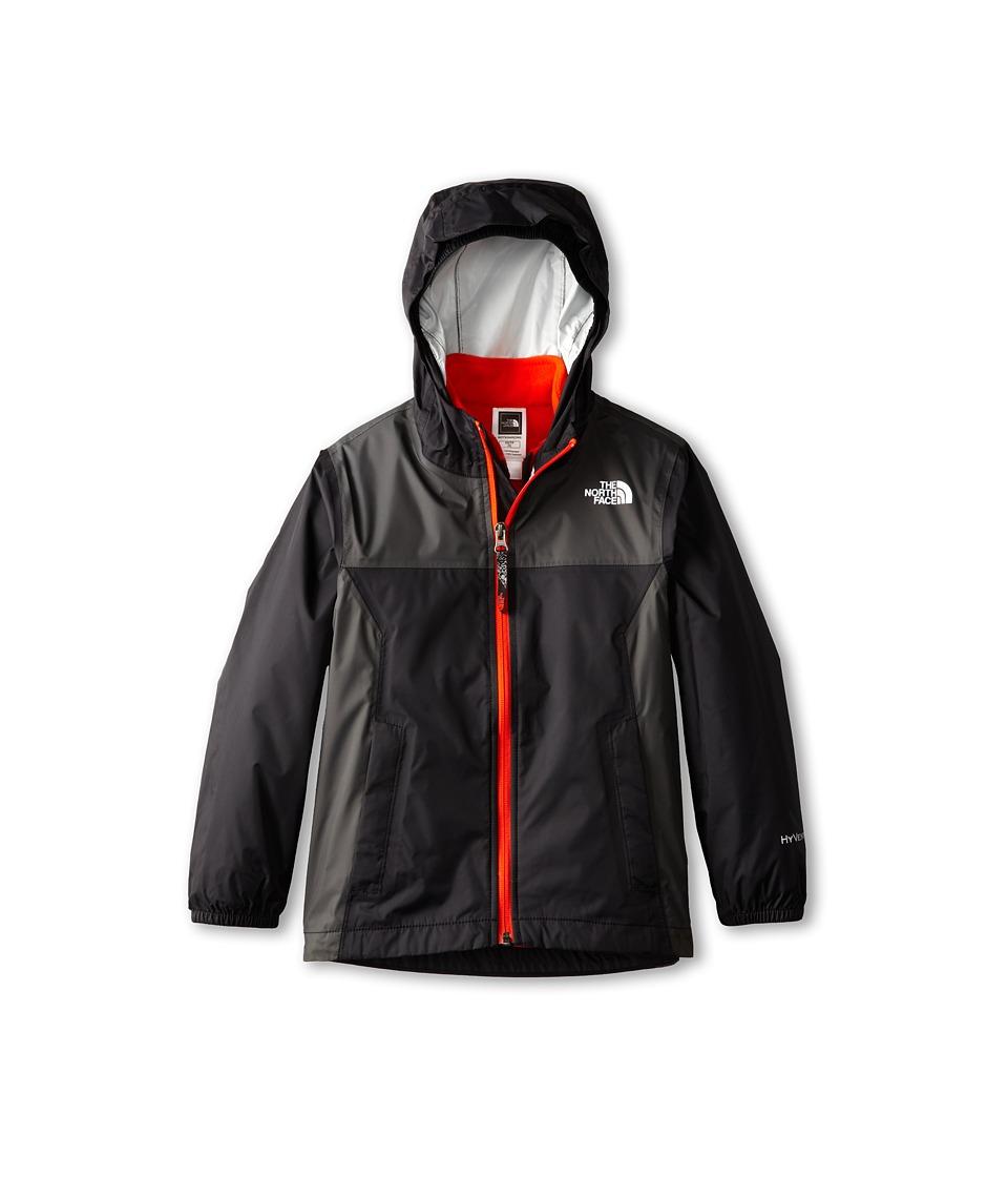 The North Face Kids - Kikori Rain Triclimate Jacket (Little Kids/Big Kids) (TNF Black) Boy