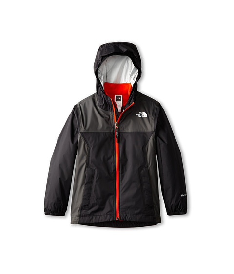 The North Face Kids - Kikori Rain Triclimate Jacket (Little Kids/Big Kids) (TNF Black) Boy