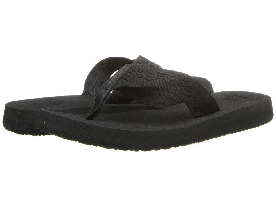 Reef - Sandy (Black/Black) Women's Sandals