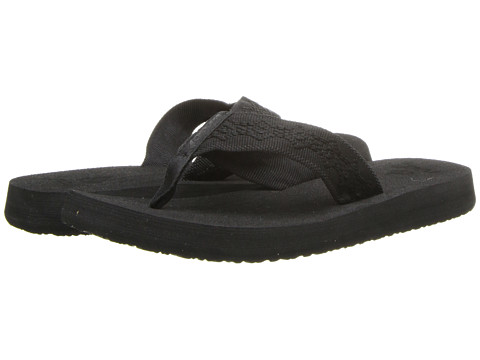 Reef - Sandy (Black/Black) Women