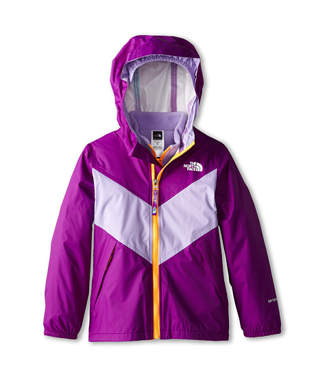 The North Face Kids - Anura Rain Triclimate Jacket (Little Kids/Big Kids) (Iris Purple) Girl