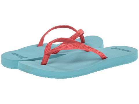 Reef - Ginger Drift (Teal/Coral) Women