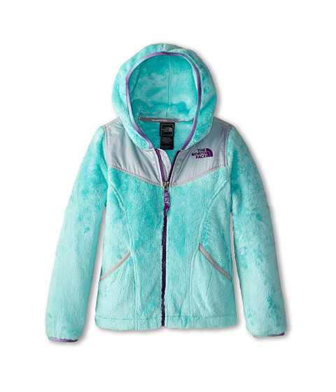 The North Face Kids - Oso Hoodie (Little Kids/Big Kids) (Bonnie Blue) Girl's Fleece