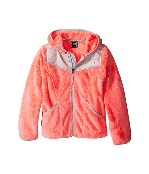 The North Face Kids - Oso Hoodie (Little Kids/Big Kids) (Sugary Pink) Girl's Fleece