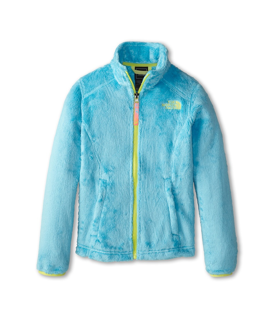 The North Face Kids - Osolita Jacket (Little Kids/Big Kids) (Fortuna Blue) Girl's Coat