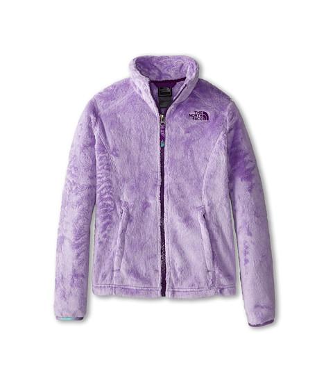 The North Face Kids - Osolita Jacket (Little Kids/Big Kids) (Violet Tulip Purple) Girl