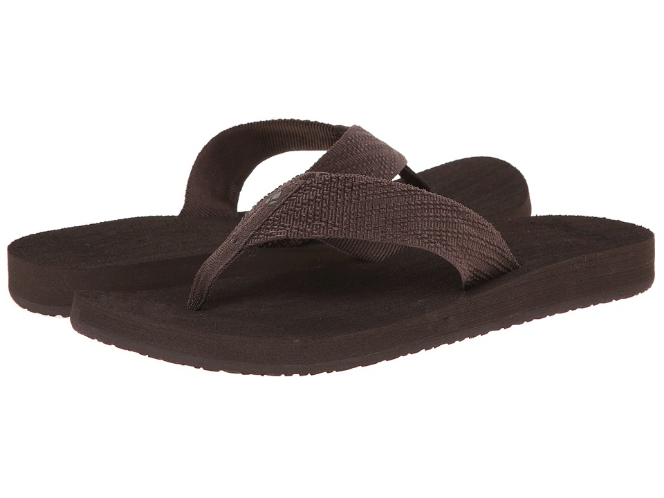 Reef - Sandy Love (Brown/Brown) Women's Sandals