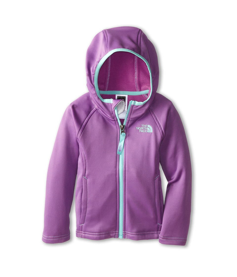 The North Face Kids - LW Agave Jacket (Toddler) (Iris Purple) Girl's Coat