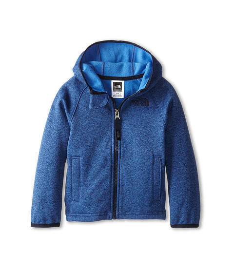 The North Face Kids - Canyonlands Hooded Jacket (Toddler) (Monster Blue) Boy's Sweatshirt