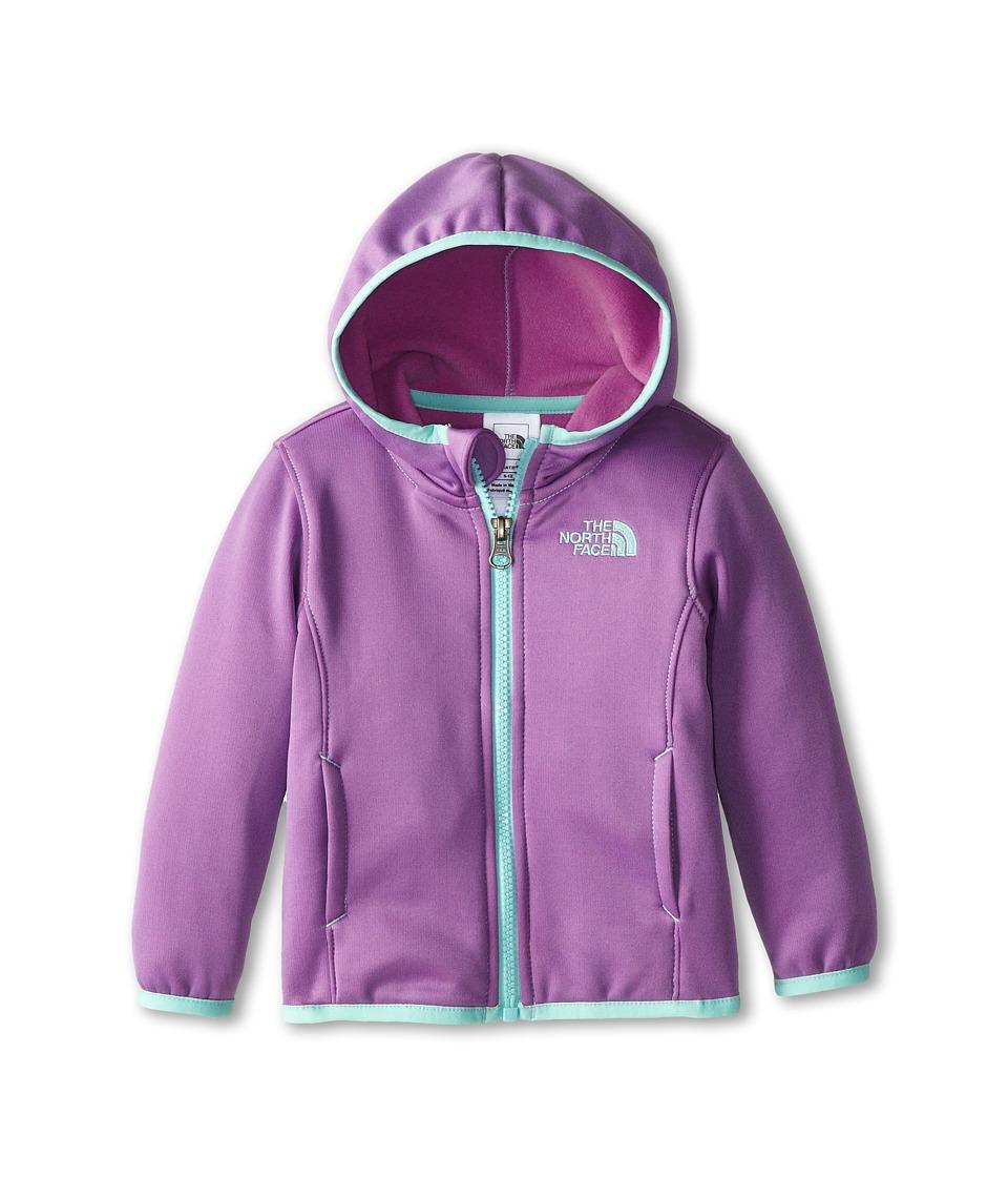The North Face Kids - LW Agave Jacket (Infant) (Iris Purple) Kid's Sweatshirt