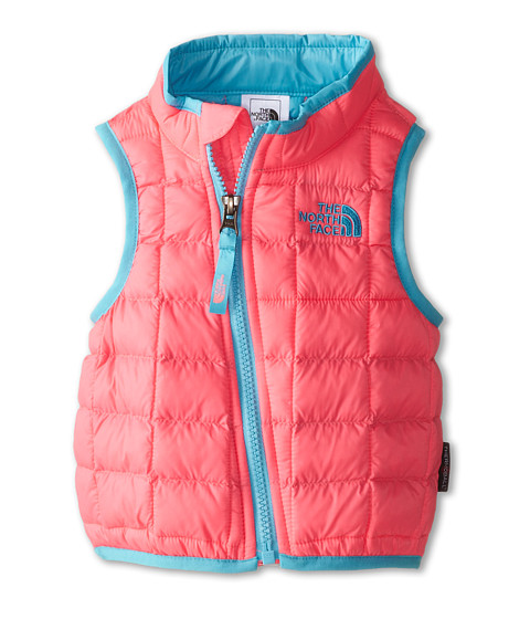The North Face Kids - ThermoBall Vest (Infant) (Sugary Pink (Infant)) Kid