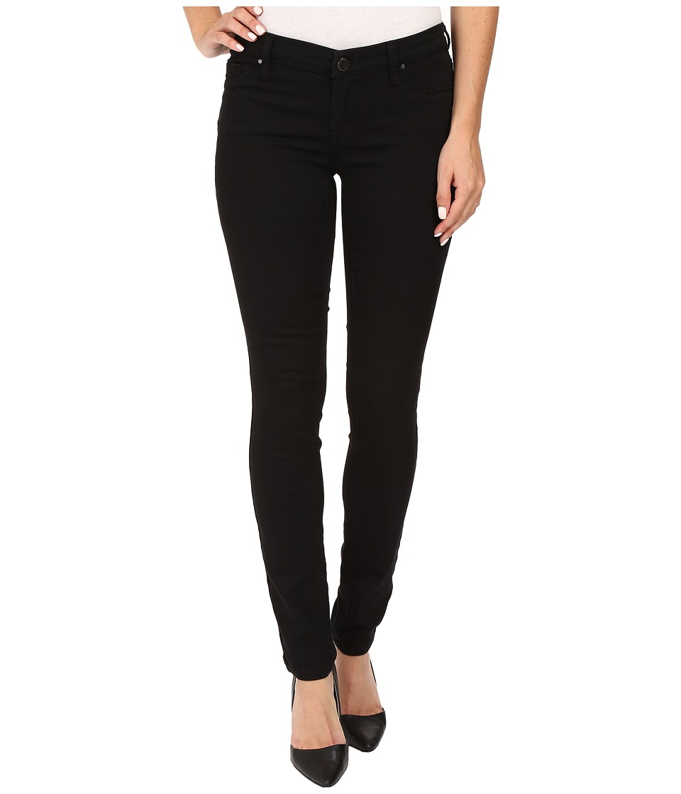 Blank NYC - Regular Rise Five-Pocket Skinny in Black (Black) Women's Casual Pants