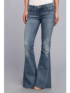 SALE! $59.99 - Save $38 on Blank NYC Belle Flare in Hipstercrite (Hipstercrite) Apparel - 38.79% OFF $98.00