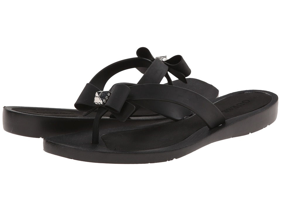 GUESS - Titaney (Black Matte) Women's Sandals