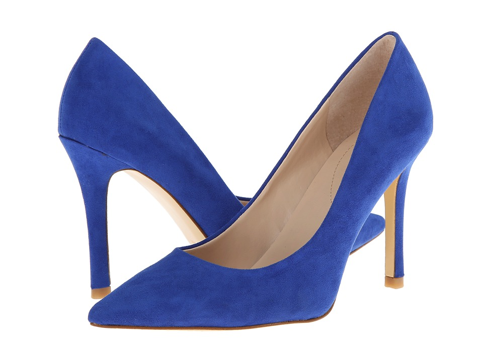 GUESS - Eloy (Blue Camoscio) High Heels