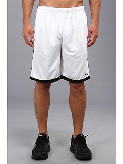 SALE! $14.99 - Save $15 on Fila Athlete`s Training Short (White Black) Apparel - 50.03% OFF $30.00