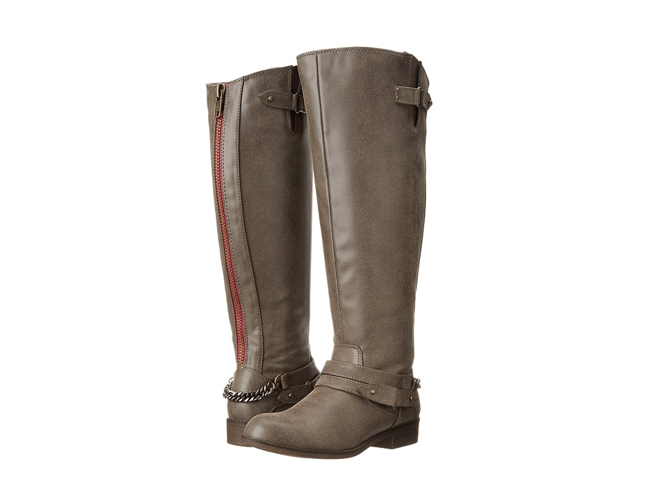 Madden Girl - Canyonwc Wide Calf (Brown Paris) Women