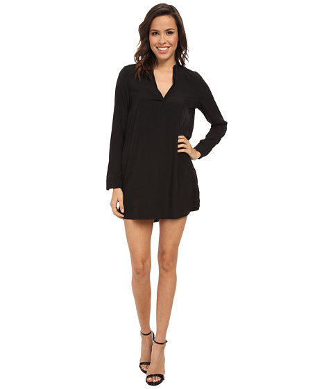 Christin Michaels - Diana Dress (Black) Women