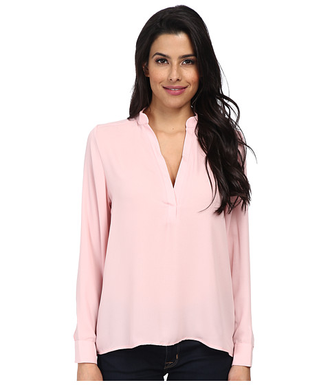 Brigitte Bailey - Sophie Blouse (Bubble Gum) Women's Blouse
