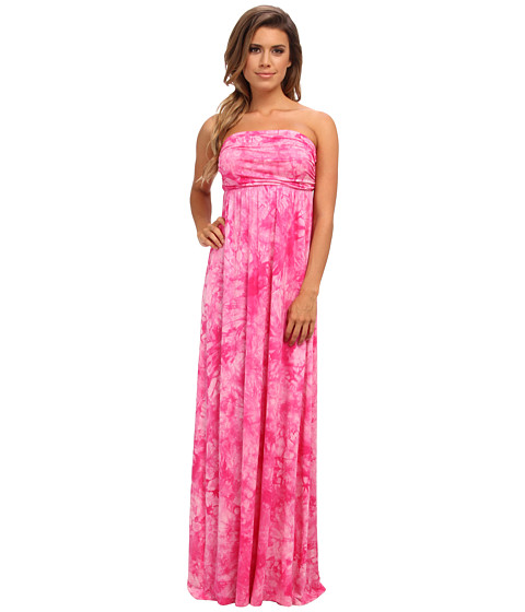 Culture Phit - Hally Dress (Pink Tye Dye) Women