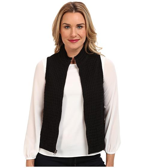 Mod-o-doc - Zip Vest (Black) Women's Vest