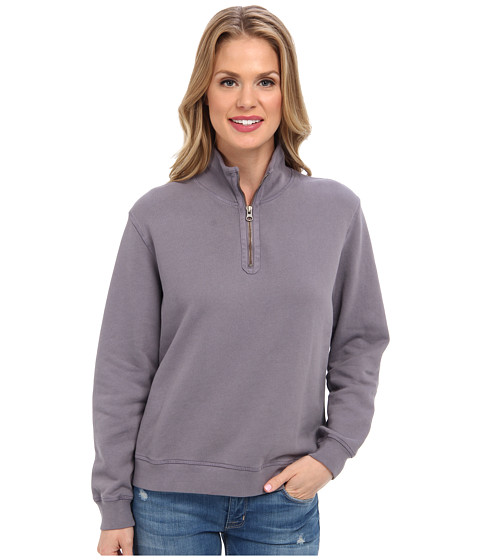 Mod-o-doc - 1/2 Zip Funnel (Storm) Women