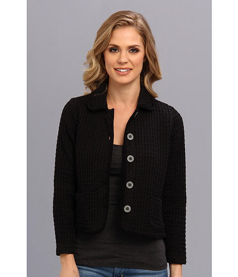Mod-o-doc - Monster Rag Crop Jacket (Black) Women